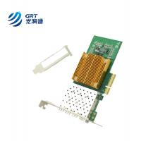 China PCIe Ethernet NIC Card Intel I350 chip 1Gb 4-port SFP network interface card well compatible with Inspur server on sale