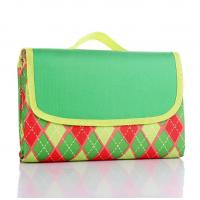Buy cheap Fashionabe Outdoor Picnic Blanket Waterproof Backing 2 - 4 Man Use product