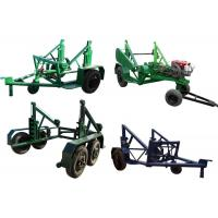 Buy cheap Pulley Carrier Trailer, Pulley Trailer, Cable Trailer product