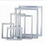 Hollow Aluminium Solar Panel Frame , Self Crimped Extruded Aluminum Framing En 755