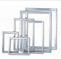 Quality Hollow Aluminium Solar Panel Frame , Self Crimped Extruded Aluminum Framing En for sale