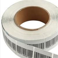 Buy cheap Recycle Anti Shoplifting 8.2 Mhz Security Labels For Department Store / EAS RF Tag product