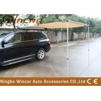 Buy cheap Car roof top tent side awning with 170g ripstop canvas from wholesalers