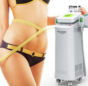 Buy cheap 5 handles cryolipolysis slimming machine/cool fat freezing slimming vacuum cryolipolysis machine from wholesalers
