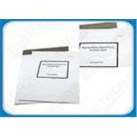 Buy cheap White Puncture Resistance Polythene Envelopes Waterproof Self-Seal Plastic Shipping Mailers product