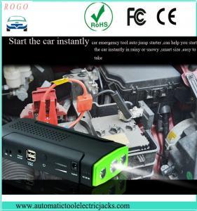 China portable emergency tools auto jump starter power bank 13600mah wholesale