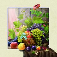 Buy cheap 5d Natural Flowers 20 x 20cm Poster Custom Lenticular Printing For Wall Art Hanging product