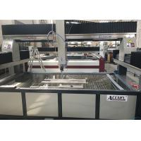 Buy cheap High Speed 3 Axis Granite Water Jet Cutting Machine CNC Controlled 4000 X 2000mm product