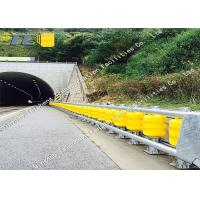 Buy cheap Durable Safety Roller Barrier Flexible Rotating Anti Collision Barrel Guardrail product
