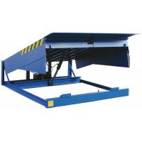 Buy cheap Stationary hydraulic dock leveler 6000 - 10000 kg with Working Height 2.5 - 10.5 m product