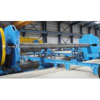 China Pipe Chamfering  beveling Machine For Steel Pipe Production Line on sale