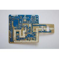 China 0.127MM 3003 RF Rogers PCB for HF Power Amplifiers / RF Transceiver wholesale