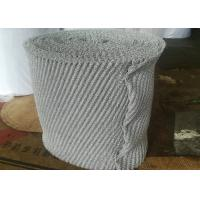 Buy cheap Mixed material knitted wire mesh gas liquid netting for protect air filter product