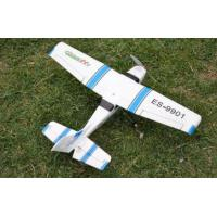 Quality RC model high-wing trainer planes electric With Multifunctional Transmitter, for sale
