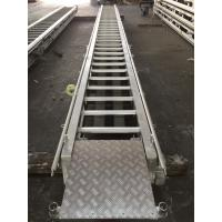 Buy cheap Stainless steel boat ladder LR Approval Marine Aluminum Alloy Fixed product