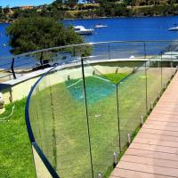 Buy cheap High-Quality Best Prices of Balcony Stainless Steel Terrace Railing Designs product