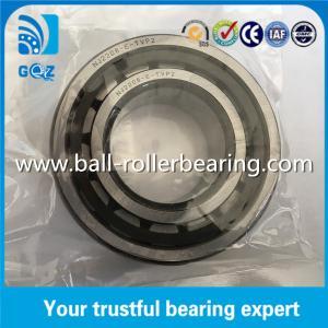Buy cheap Chrome Steel Single Row Cylindrical Roller Bearing High Load Bearings NJ2208 NJ2208-E-TVP2 product