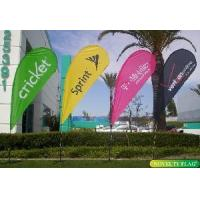 Buy cheap Teardrop Flag, Flying Banner (NF04F06004) product