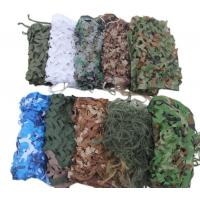 Buy cheap Woodland Military Army Camo Net / Hunting Camoflage Net Customized Size product