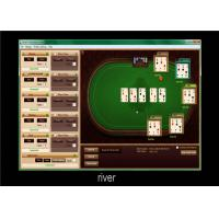 Buy cheap Single Operation Texas Holdem Poker Software For Reporting Best Winner Hand product