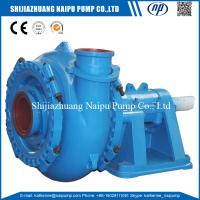 Buy cheap 10/8F-G Hebei Pump Factory A05 Materail 8 inches River Sand Pumping Machine product