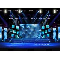 Buy cheap Full Color P4.81 Outdoor Rental LED Display High Refresh Rate Wide Viewing Angle product