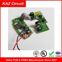 Buy cheap 2-6 Layers ENIG / HASL PCB Design For Customer Requirements ODM Service product