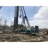 Buy cheap Eco Bore Pile Machine , Excavator Mounted Pile Driving Equipment product