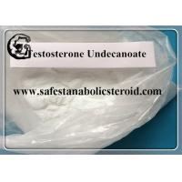 Buy cheap Testosterone Undecanoate Raw Steroid Powders Muscle Mass Steroids Powder CAS 5949-44-0 from wholesalers
