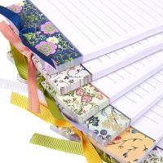 Buy cheap Memo pad holder acryl fridge magnetic memo pad pocket notebook product