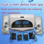 Buy cheap Dual Screen Detox Foot Spa product