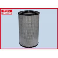 Buy cheap Air Cleaner Element ISUZU Best Value Parts For CXZ 1876101111 4 KG Net Weight product