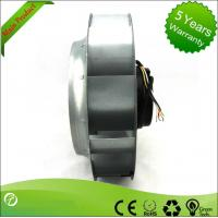 Buy cheap Brushless DC Centrifugal Fan With Single Double Inlet Impeller For Exhaust Ventilation product