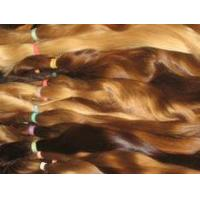 China peruvian virgin human hair extensions ,can dye to every color,can change of the style on sale