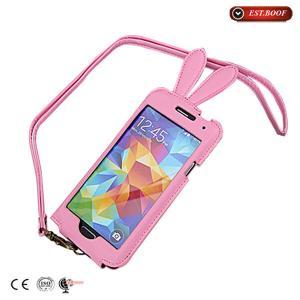 Buy cheap Rabbit Pattern Samsung Galaxy Phone Cases , Samsung Galaxy S5 Case product