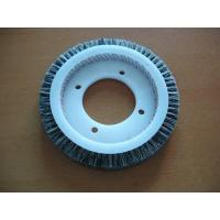 China Hard Stenter Hog Hair Brush For Monforts Textiles Machine 12E3 Plus Single wholesale