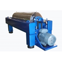 China Sludge Dewatering Decanter Centrifuge Wastewater Treatment Plant Equipment on sale