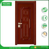 Buy cheap House Main Gate Designs Exterior Steel Door Security Front Door with Mul-T-Lock product