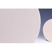 Buy cheap Euro IV Euro V Ceramic Catalyst Carrier , 100CPSI SCR Ceramic Substrates product