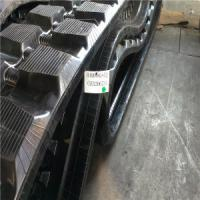 Buy cheap Supply Skid Steer Loder Track with High Quality (B450*84*53) product