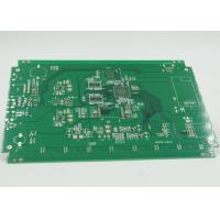 Buy cheap Fiducial Mark Added Double Side PCB Gold Surface Plating PTH / NPTH Vias product