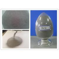 Buy cheap CAS 7440-47-3 Chrome Ferro Alloy Powder 40 Mesh - 400 Mesh For Chemistry product