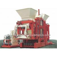 Buy cheap 39.85 kW Automatic Concrete Block Making Machine 15-25 s cycle time VTOZ Hydraulic Valve product