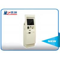Buy cheap Automatic library kiosk with thermal printer card , self service computer kiosk product