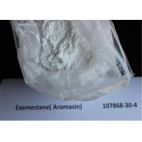 Buy cheap Positive Raw Hormone Powders Exemestane Acatate / Aromasin 107868-30-4 product