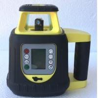 Buy cheap Rotaing Laser  FRE208-2S red beam/green beam  with  slope setting and LED dispaly product