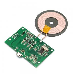 Buy cheap Inductive Universal Qi Wireless Charging Module , Qi Transmitter Module product