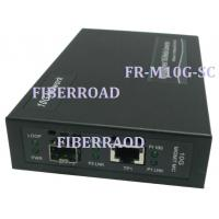 Buy cheap 10G Media Converter Fiber-To-Copper product
