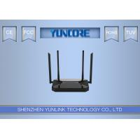 Buy cheap 100mW 11AC Wireless Router 802.11ac 1200Mbps Mesh WAVE2 8M Flash ABS Material product