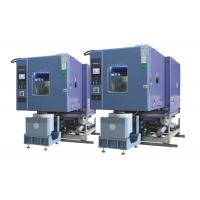 Buy cheap Over Temp Protect Agree Chamber , Temperature Humidity And Vibration Testing Machine product